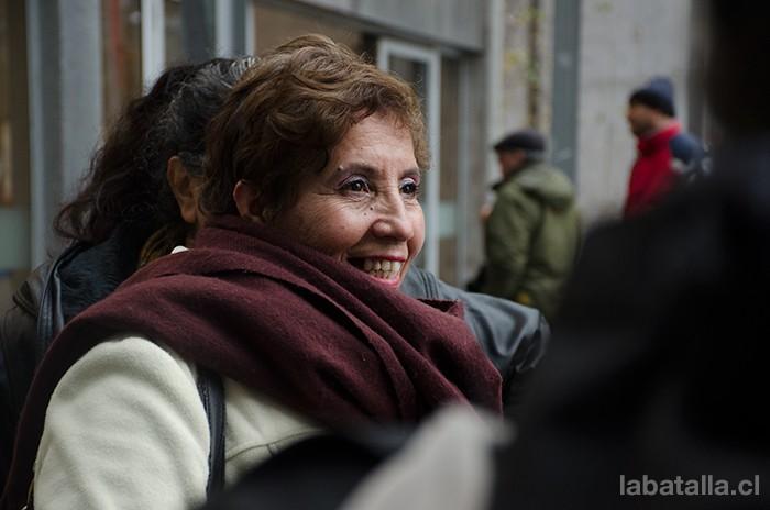 Nancy Candia.