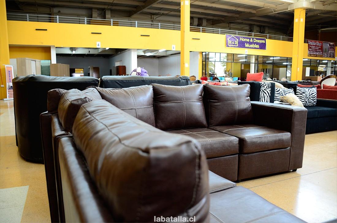 Mall hogar muebler as del barrio franklin m s cerca de maip - Hogar del mueble ...