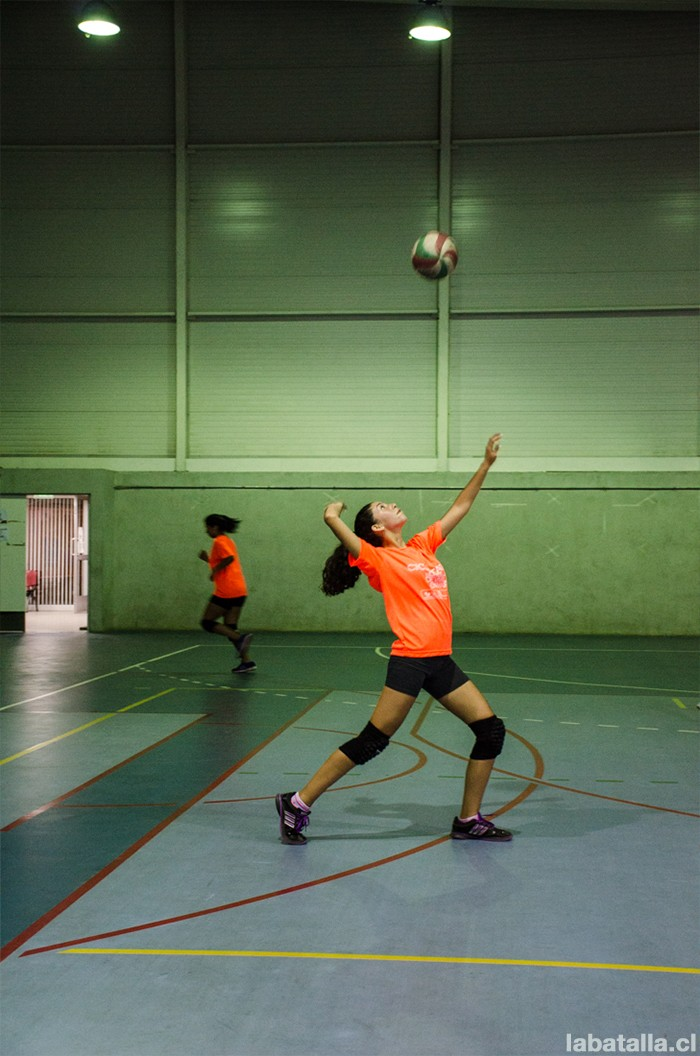 Invitan A Ninas Y Jovenes A Incorporarse A La Seleccion De Voleibol