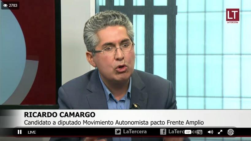 Ricardo Camargo.