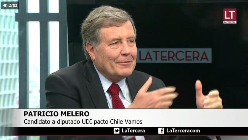 Patricio Melero.